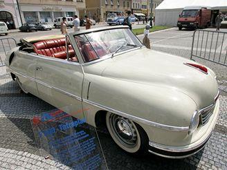 Sodomkova Tatra T600 Kabriolet