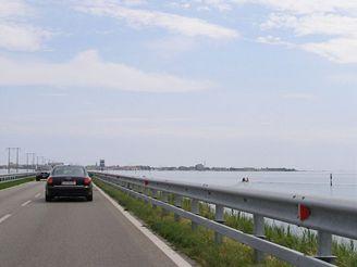 Itálie: cesta do přímořského letoviska Grado