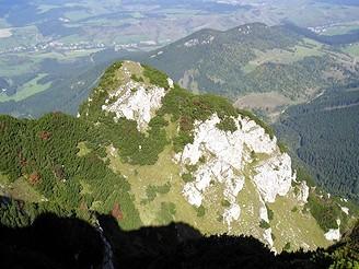 Slovensko, Chočské vrchy