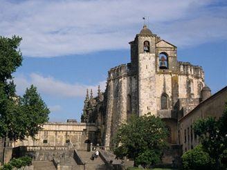 Portugalsko - klášter Cristo Convent