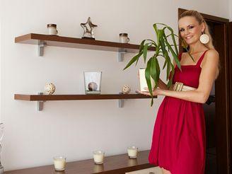 Jak bydlí Česká Miss 2007 Lucie Hadašová
