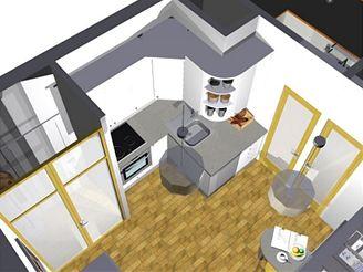 Tříčlenná rodina vyměnila větší byt za menší