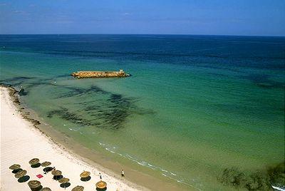 Kliknutím zobrazíte větší formát - Tunisko, Souse