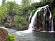 Chorvatsko, vodopády Slunjčice