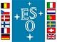 emblém ESO s naší vlajkou