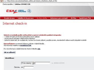 www.czechairlines.com