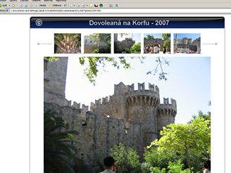 Web Foto Album