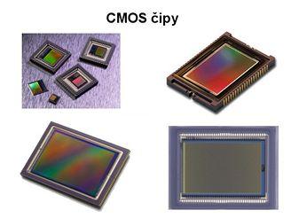 CMOS čipy