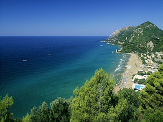 Řecko, Korfu