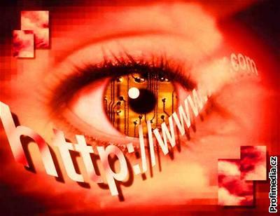 Spyware sleduje va�e chování na internetu i v po�íta�i