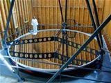 Tekutá zrcadla mají pomoci vybudovat dalekohled na měsíci