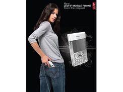 Mobilní telefon Levi's