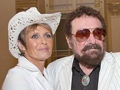 Waldemar Matuška a Olga Blechová - zákulisí koncertu k 75. narozeninám