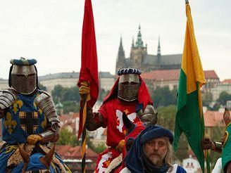 Oslavy 650. výročí Karlova mostu (9.7.2007)