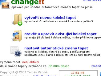 Change!t