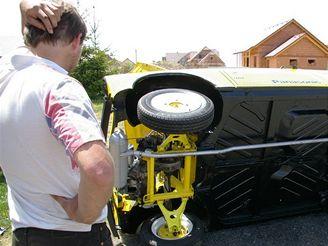 Trabant 601 vyráží po Hedvábné stezce