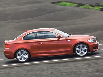 BMW 1 coupé