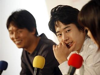 MFFKV - delegace ke korejskému filmu Prořezávání révy