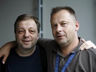 MFFKV - MIlan Šteindler a Václav Marhoul