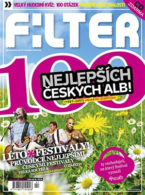 Filter - cover červenec 2007