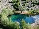 Chorvatsko: hlavní pramen krasové řeky Cetiny