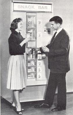 Automaty - 20. století