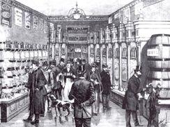 Automaty - 19. - 20. století