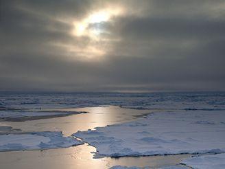 Severní pól, Arktida