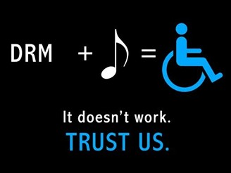 DRM doesnt work