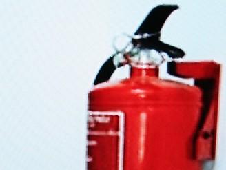 hasicí přístroj DVD