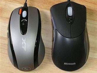 Myš A4Tech X750F