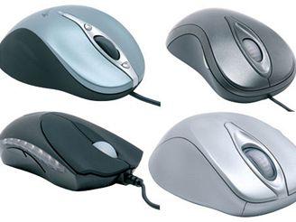 Ergonomie myši
