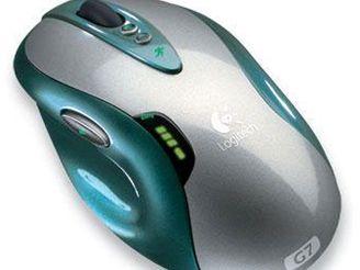 Myš Logitech G7