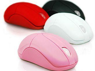 Myš - je barva důležitá?