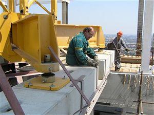 Odřezávání držáků závaží z pásové oceli