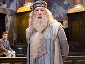 Ředitel Brumbál ve filmu Harry Potter a Fénixův řád