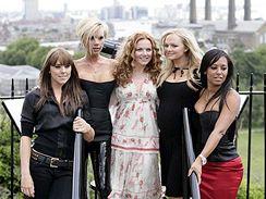 Spice Girls oznamují comebackové turné