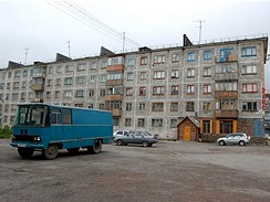 Vorkuta, Rusko