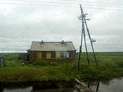 Vlakem do Vorkuty, Rusko
