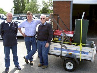 Greenbox - vynález tří Walesanů, který prý umí zachytávat výfukové plyny