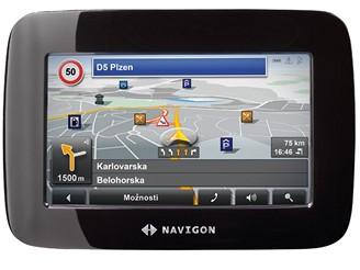 Navigon 7100