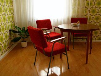 Berlínský hotel Ostel ve stylu NDR