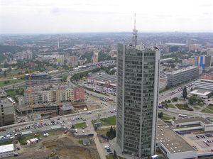Budova bývalého Motokovu