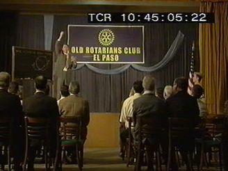 Prezentace Von Brauna v USA