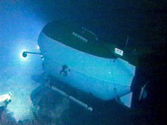 Ponor v Severním ledovém oceánu