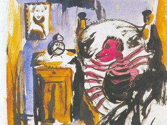 Wilhelm Wessel: ilustrace k Proměně Franze Kafky