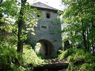 Brána k Muránskemu hradu