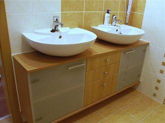 Nábytek do koupelny