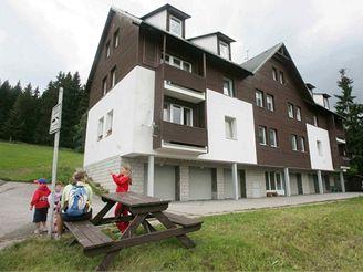 Václav Klaus, rekreační byt v Peci pod Sněžkou