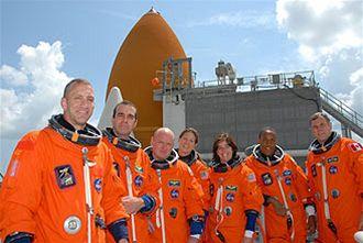 Posádka letu STS-118